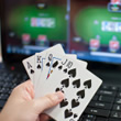 Poker on social networking sites