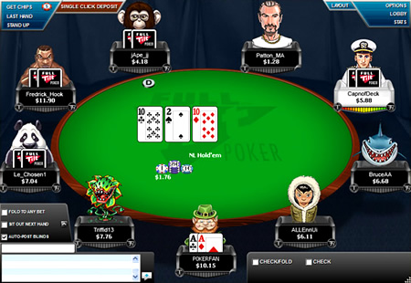 full tilt poker spielen ohne download