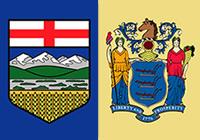New Jersey & Alberta Canada poker news