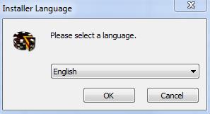 Select Cake Poker Language