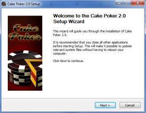 Installing Cake Poker