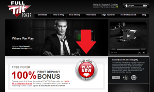 FullTiltPoker.com Screenshot