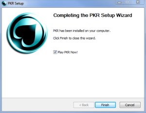Start PKR Software